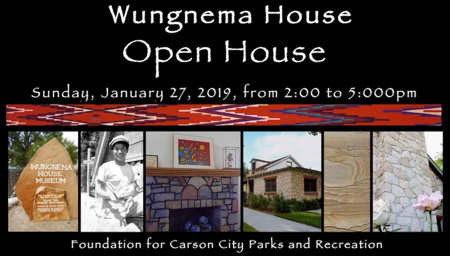 Graphic prepared for Jan. 27th Open House